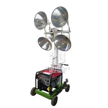 工程照明车XZM-1000A,照明车