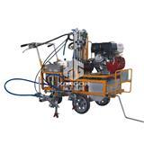 18L手推车载两用式高压无气冷喷划线机