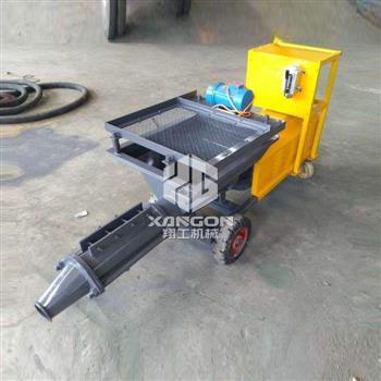 螺杆式注浆泵/螺杆式高压砂浆喷涂机