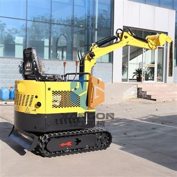 XG8010小型挖掘机