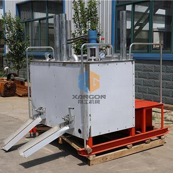 XG1200液压双杠热熔釜