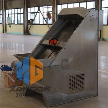 XGX系列不锈钢斜筛式固液分离机