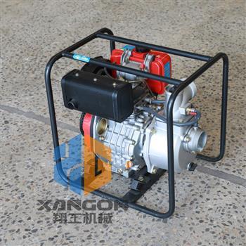 口径80mm柴油抽水泵