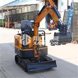 XG8011小型履带式液压挖掘机