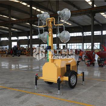工程照明车XZM-1000B