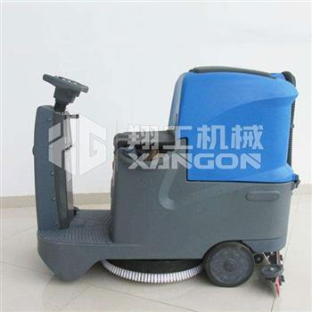 XGS-560小型单刷驾驶式电动洗地机